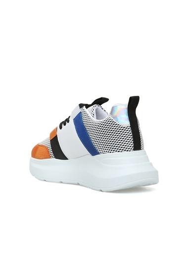 Divarese 5024461 Kadın Sneaker Beyaz